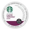 kcups: Starbucks Cafe Verona Coffee K-Cups