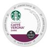 Starbucks Starbucks Cafe Verona Coffee K-Cups GMT 9576CT