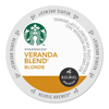 Starbucks Starbucks Veranda Blend Coffee K-Cups GMT 9577