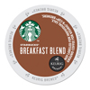 coffee & tea: Starbucks Breakfast Blend K-Cups