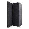 Lumeah Lumeah Concertina Foldable Sound Reducing Room Divider Privacy Screen GN1 LUCO72701A