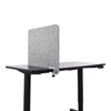 Lumeah Lumeah Desk Divider Privacy Panel Sound Reducing Office Partition for Desk Cubical GN1 LUDD24221G