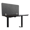 Lumeah Lumeah Desk Screen Cubicle Panel and Office Partition Privacy Screen GN1 LUDS48241G