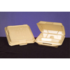 Genpak Foam Hinged Carryout Containers GNP 20310-13