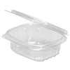 Carryout Containers Plastic Containers: Genpak® Plastic Hinged-Lid Deli Containers
