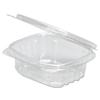 Genpak Genpak® Plastic Hinged-Lid Deli Containers GNP AD32F