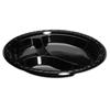 Silhouette Genpak® Silhouette® Plastic Dinnerware GNP BLK13