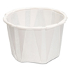 Squat Genpak® Squat Paper Portion Cup GNP F125