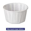 Genpak Genpak® Squat Paper Portion Cup GNP F325