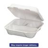 Genpak Genpak® Harvest® Fiber Hinged Containers GNP HF203