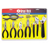 Great Neck Great Neck® 8-Piece Steel Plier and Wrench Tool Set GNS 87900