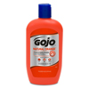 Heavy Duty Hand Cleaner: GOJO® NATURAL ORANGE™ Pumice Hand Cleaner