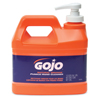 GOJO GOJO® NATURAL* ORANGE™ Pumice Hand Cleaner GOJ 0958-04