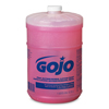 soaps and hand sanitizers: GOJO® Pink Antimicrobial Lotion Soap