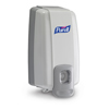 soaps and hand sanitizers: PURELL® NXT® SPACE SAVER™ Dispenser - Dove Gray