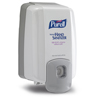 soaps and hand sanitizers: PURELL® NXT® MAXIMUM CAPACITY™ Dispenser - Dove Gray