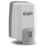 soaps and hand sanitizers: GOJO® NXT® MAXIMUM CAPACITY™ Dispenser - Dove Gray