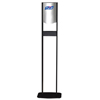 hand sanitizers: PURELL® ELITE™ TFX™ Floor Stand Dispenser