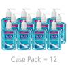instant gel sanitizers: PURELL® Hand Sanitizer Ocean Mist Gel