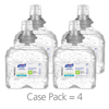 instant gel sanitizers: PURELL® Advanced Hand Sanitizer Green Certified Gel