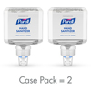 hand sanitizers: PURELL® Foodservice Advanced Hand Sanitizer Foam, Cranberry