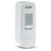 soaps and hand sanitizers: GOJO® ADX-7™ Dispenser - White