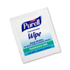 soaps and hand sanitizers: PURELL® Hand Sanitizing Wipes Alcohol Formula