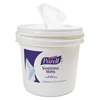 double markdown: PURELL® Sanitizing Wipes Bucket Dispenser