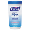 GOJO PURELL® Hand Sanitizing Wipes GOJ 912006CMREA