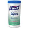 GOJO PURELL® Hand Sanitizing Wipes GOJ 912106CMREA