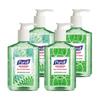 Instant Gel Sanitizers Pump Bottles: PURELL® Advanced Hand Sanitizer Aloe Design Series
