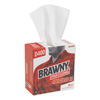 cleaning chemicals, brushes, hand wipers, sponges, squeegees: Brawny Industrial® Premium All-Purpose Wipers in Dispenser Box