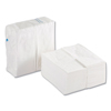 kitchen towels and napkins and napkin dispensers: Preference® 2-Ply 1/8 Fold Paper Dinner Napkins