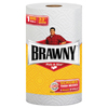 kitchen towels and napkins and napkin dispensers: Brawny® Pick-A-Size® Perforated Roll Towel
