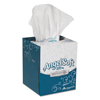 facial tissue: Angel Soft ps Ultra™ Premium Facial Tissue - Cube Box