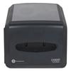Dixie Countertop Napkin Dispenser, 13.25 x 7.18, Black GPC 54510A