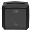 Dixie Tabletop Napkin Dispenser, 7.6 x 6.1 x 7.2, Black GPC 54527A