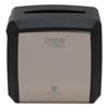 Dixie Tabletop Napkin Dispenser, 7.6 x 6.1 x 7.2, Stainless GPC 54528A