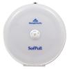 Georgia Pacific Georgia Pacific® Professional SofPull® High-Capacity Center-Pull Bathroom Tissue Dispenser GPC56507