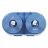 Georgia Pacific Georgia Pacific® Professional SofPull® Twin High-Capacity Center-Pull Bathroom Tissue Dispenser GPC56508
