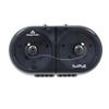 Clean and Green: SofPull® Mini Twin High-Capacity Centerpull Bathroom Tissue Dispenser