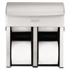 Georgia Pacific Georgia Pacific® Professional Compact® Quad® Vertical Four Roll Coreless Tissue Dispenser GPC 56748