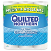 Georgia Pacific Quilted Northern® Ultra Soft  Strong® Bathroom Tissue GPC 96854