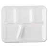 IV Supplies IV Kits Trays: Genpak® Foam School Trays