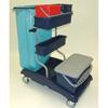 Geerpres Ideabase Modular Plastic Cart GPS 101F