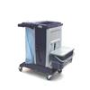 Geerpres Modular Plastic Housekeeping Cart GPS 201F