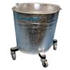 Geerpres Seaway® Galvanized Steel Oval Mop Bucket GPS 2103