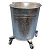 Mops & Buckets: Geerpres - Seaway® Galvanized Steel Oval Mop Bucket