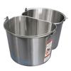 Geerpres Stainless Steel Half Round Buckets GPS 2250