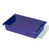 Janitorial Carts, Trucks, and Utility Carts: Geerpres - Internal Cabinet Tray For Modular Plastic Housekeeping Carts